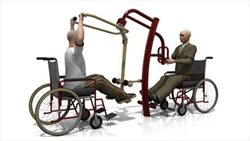 Handicap Leg Trainer 2